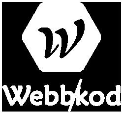 Webbkod Logo